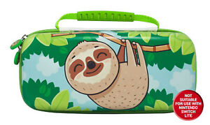 Nintendo Switch Protective Carry and Storage Case - Sloth