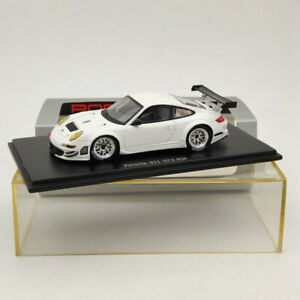 Spark Model Porsche 911 GT3 RSR White 1:43 Resin Limited Edition Collection