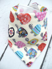 Handmade Cotton Baby Dribbles/Bandana Bibs Cloths