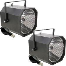 2x 400W Ultra Violet UV Blacklight Cannon-DJ Club/Disco Effect Light & Lamp Bulb