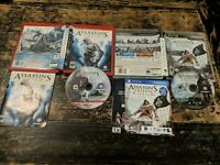 Assassin's Creed And Assassin's Creed IV Black Flag PS3 Bundle