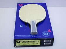 Butterfly Table Tennis Viscaria Golden Edition w/ CS handle