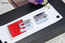 E385 S5 3D Auto Aufkleber Sticker Emblem Badge car Metall Zeichen Top Qualität