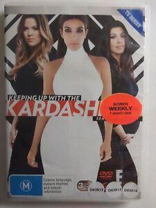 KEEPING UP WITH THE KARDASHIANS Season 10 part 1 DVD TV Reality Series