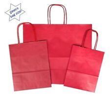 Bolsas y conos sin marca color principal rojo para fiestas
