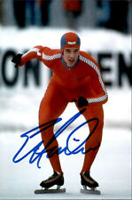 Eric Heiden SIGNED autographed 4x6 photo SPEED SKATING OLYMPIC GOLD MEDALIST #3