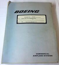 1966 BOEING 727 Pilot Training Manual