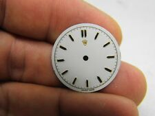 Cadran Montre ROLEX watch dial.N A8 NAD 1950 rolex bubble back