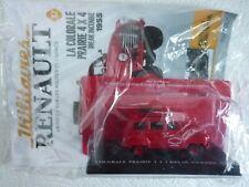 RENAULT COLORALE PRAIRIE 4X4 Break incendie   1/43  Utilitaires Renault N°32