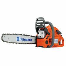 Husqvarna 455 Rancher 55.5cc 20 inch 3/8 Pitch 3.49 HP Gas Chainsaw - Orange