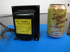 Stancor PC8412 Tube Power Transformer 800Vct  200Ma, 5V 3A, 2 X 6.3Vct 5A