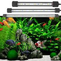 LED Aquarium Beleuchtung Licht Unterwasser Lampe Leuchte Wasserdicht 17-34CM DE