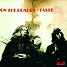 TASTE - ON THE BOARDS  CD  10 TRACKS BLUES ROCK  NEU