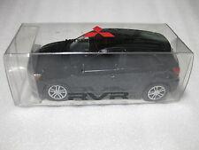 Mitsubishi Rvr Black 2010 1:64 Diecast Model Car Promo Nib