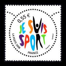 "France 2008 - Je suis sport ""I am Sport"" - Sc 3517 MNH"