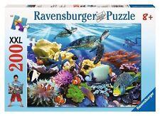 Ravensburger Ocean Turtles 200pc XXL Puzzle 12608
