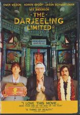 The Darjeeling Limited (DVD, 2007, Canadian, Widescreen) Wes Anderson