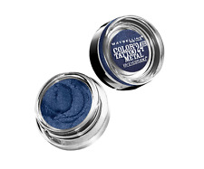 MAYBELLINE Color Tattoo Metal By Eyestudio 24HR Eye shadow 75 Electric Blue NEW