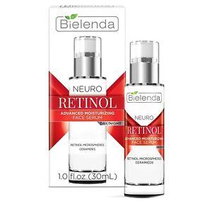 Bielenda Neuro Retinol Advanced Moisturizing Face Serum Anti Ageing Anti Wrinkle