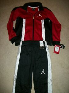 NIKE/JUMPMAN-Michael Jordon kids clothing. BRAND NEW Size 6 Warm-up suit, 2 pc.