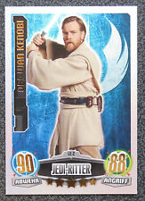 Star Wars Force Attax Movie Cards 1 LE2 Obi-Wan Kenobi / Star Wars Karte limitie