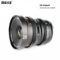 Meike Mini Cine Lens 25mm T2.2 for M4/3 mount OLYMPUS/Panasonic Lumix and BMPCC