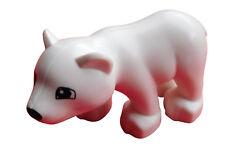 Lego Duplo kleiner Eisbär Zoo Tiere - Neu - Little polar bear