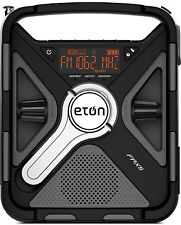 Eton FRX5 Hand Crank Emergency Weather Radio with SAME Alerts