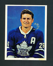 1963-65 CHEX CEREAL HOCKEY PHOTO AL STANLEY TORONTO MAPLE LEAFS rare