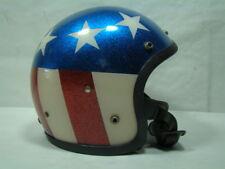 Stars & Stripes helmet Easy Riders 1970s Captain America Jack Nicholson EPS16145
