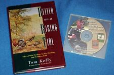 """Turkey Hunting book and Cd, Tom Kelly's """"Better On A Rising Tide"""" signed!"""