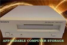 Sony MO Disk Unit Magneto Optical Drive External SCSI RMO-S570 1.3GB