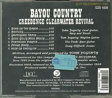 Credence clearwater revival (CCR) Bayou Country DCC or erstressung Japon