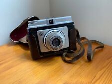 Ilford Sporti Camera with Leather Case 1960's