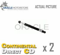 2 x CONTINENTAL DIRECT REAR SHOCK ABSORBERS STRUTS SHOCKERS OE QUALITY GS3165R