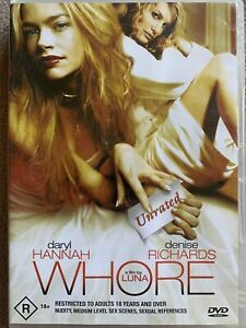 DVD: Whore - Whats Your Pleasure?  Based on the best selling novel + Free Post