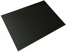 100% Genuine Carbon Fibre A5 2mm Sheet