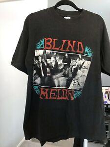 Blind Melon Signed T-Shirt Shannon Hoon New - Never Worn - Rare