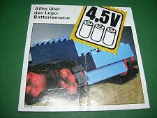 Lego Alles über den Lego Batteriemotor