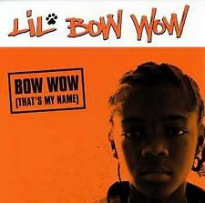 Bow Wow (That's My Name) [CD5] [Single] by Lil' Bow Wow (CD, Feb-2001, So So Def