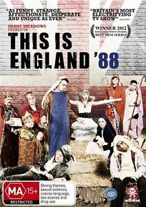 This Is England '88 (DVD, 2012) brand new sealed + special features!