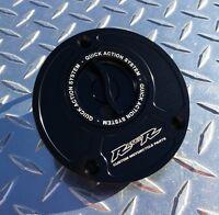 Quick Fuel Gas Cap - CBR 600RR 900RR 1000RR CB1000R 954 F4i RC51 VFR VTR 1100XX