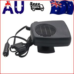 150W Electric Car Heater 12V DC Portable Heating Fan Defogger Defroster Demister