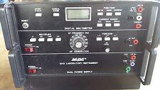 Lab-Volt 1242 Digital Multimeter, AF Generator, Dual Power Supply, USED