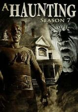 a Haunting Complete Seventh Season 7 DVD R1