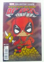 Marvel DEADPOOL (2016) #1 SEALED Collector's Corp NM (9.4) Ships FREE!