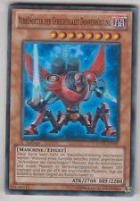 YU-GI-OH Verbündeter Der Gerechtigkeit Donnerrüstung Super Rare HA02-DE021