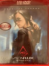 Aeon Flux (Hd Dvd, 2006, Special Collector's Edition)