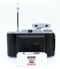 ✮ Voigtländer Bessa I 6x9 Kamera mit Color-Skopar 105mm f/3.5 // vom Händler!