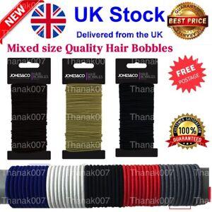 Best Quality Mix Thick Endless Snag Free Hair Band Elastics Bobbles Bands Ponios